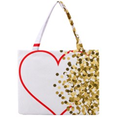 Heart Transparent Background Love Mini Tote Bag