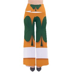 St Patricks Day Ireland Clover Pants