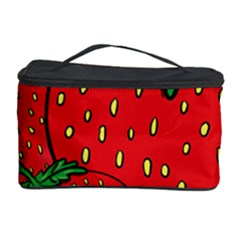 Strawberry Holidays Fragaria Vesca Cosmetic Storage Case