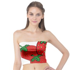Strawberry Holidays Fragaria Vesca Tube Top