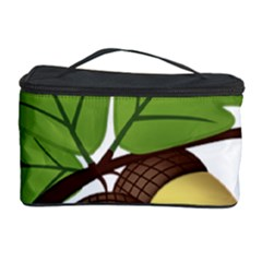 Acorn Hazelnuts Nature Forest Cosmetic Storage Case