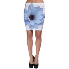 Daisy Flower Floral Plant Summer Bodycon Skirt