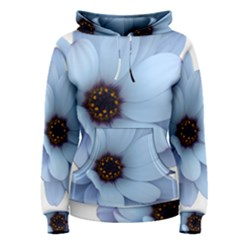 Daisy Flower Floral Plant Summer Women s Pullover Hoodie