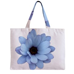 Daisy Flower Floral Plant Summer Zipper Mini Tote Bag