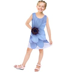 Daisy Flower Floral Plant Summer Kids  Tunic Dress