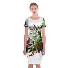 Do It Sport Crossfit Fitness Classic Short Sleeve Midi Dress