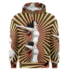 Woman Power Glory Affirmation Men s Pullover Hoodie