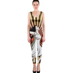 Woman Power Glory Affirmation Onepiece Catsuit