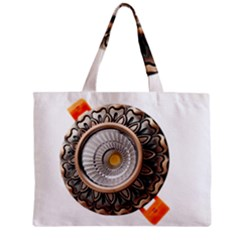 Lighting Commercial Lighting Zipper Mini Tote Bag