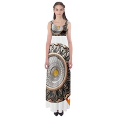 Lighting Commercial Lighting Empire Waist Maxi Dress