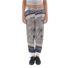 Clock Celtic Knot Time Celtic Knot Women s Jogger Sweatpants