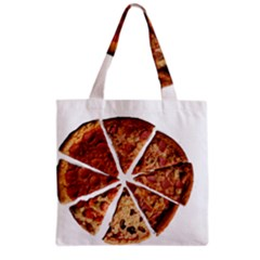 Food Fast Pizza Fast Food Grocery Tote Bag