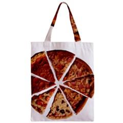 Food Fast Pizza Fast Food Classic Tote Bag
