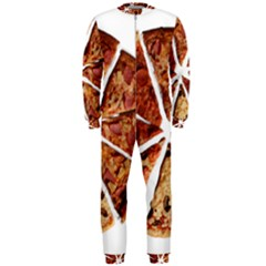 Food Fast Pizza Fast Food Onepiece Jumpsuit (men)