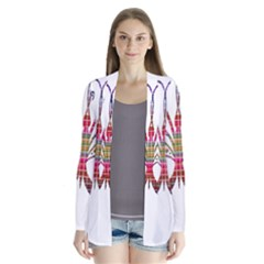 Butterfly Nature Abstract Beautiful Cardigans
