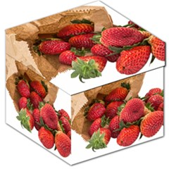 Strawberries Fruit Food Delicious Storage Stool 12