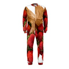 Strawberries Fruit Food Delicious OnePiece Jumpsuit (Kids)