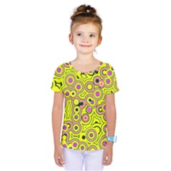 Bubble Fun 17d Kids  One Piece Tee