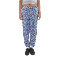 Geometric Luxury Ornate Women s Jogger Sweatpants
