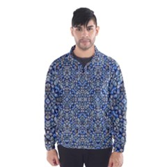 Geometric Luxury Ornate Wind Breaker (Men)
