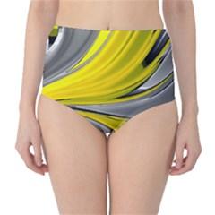 Colors High Waist Bikini Bottoms