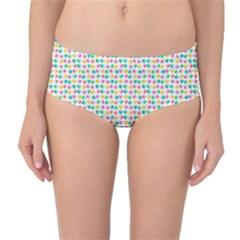 42309602 Mid-Waist Bikini Bottoms