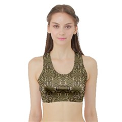 A Big Kitten I Am And Soft Sports Bra With Border