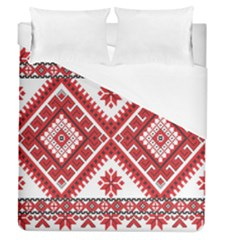 Fabric Aztec Duvet Cover (queen Size)
