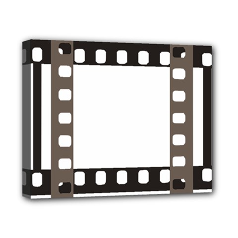 Frame Decorative Movie Cinema Canvas 10  X 8