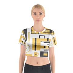 Web Design Mockup Web Developer Cotton Crop Top