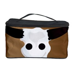 Logo The Cow Animals Cosmetic Storage Case