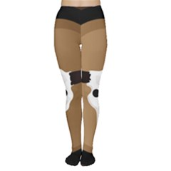 Logo The Cow Animals Women s Tights