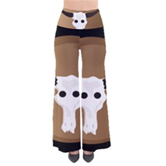 Logo The Cow Animals Pants