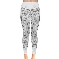 Art Coloring Flower Page Book Leggings