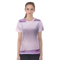 Background Image Greeting Card Heart Women s Sport Mesh Tee
