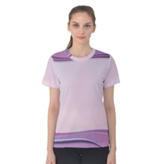 Background Image Greeting Card Heart Women s Cotton Tee