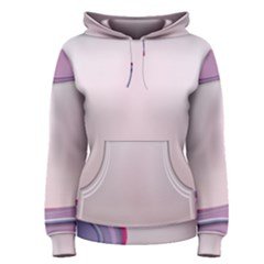 Background Image Greeting Card Heart Women s Pullover Hoodie
