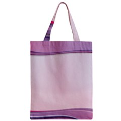Background Image Greeting Card Heart Zipper Classic Tote Bag