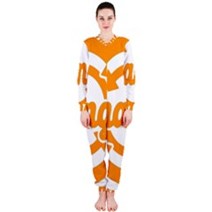 Think Switch Arrows Rethinking OnePiece Jumpsuit (Ladies)