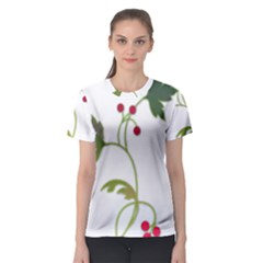 Element Tag Green Nature Women s Sport Mesh Tee