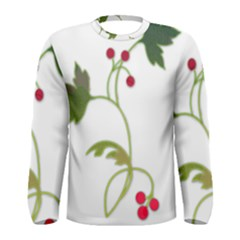 Element Tag Green Nature Men s Long Sleeve Tee