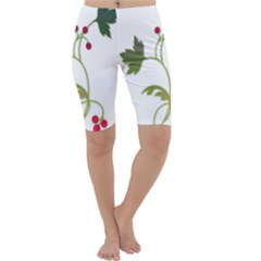 Element Tag Green Nature Cropped Leggings