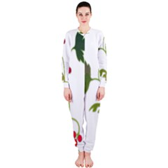 Element Tag Green Nature Onepiece Jumpsuit (ladies)