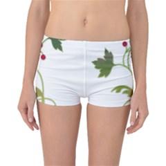 Element Tag Green Nature Boyleg Bikini Bottoms