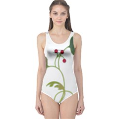 Element Tag Green Nature One Piece Swimsuit