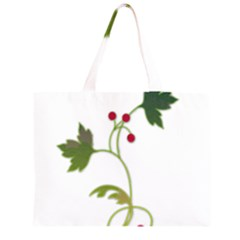 Element Tag Green Nature Large Tote Bag
