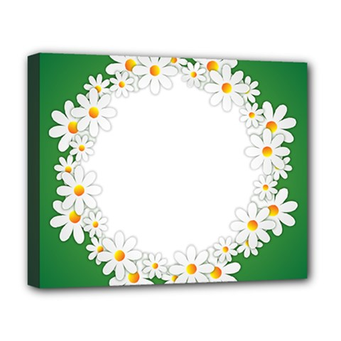 Photo Frame Love Holiday Deluxe Canvas 20  x 16