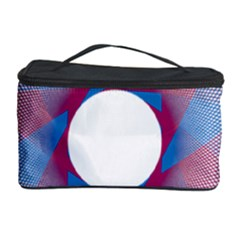Spirograph Pattern Drawing Design Cosmetic Storage Case