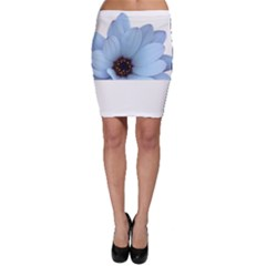 Daisy Flower Floral Plant Summer Bodycon Skirt