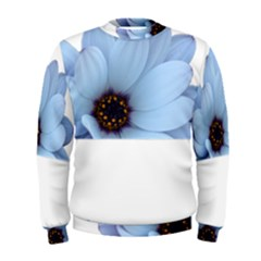 Daisy Flower Floral Plant Summer Men s Sweatshirt
